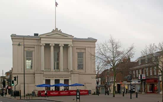 an image of St Albans Town Hall