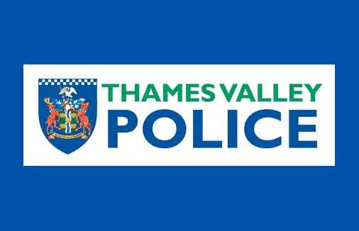 An image of the Thamas Valley Police logo