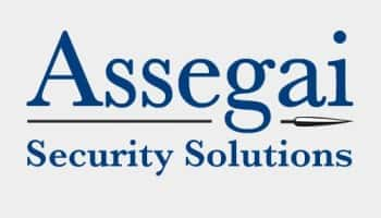 An image of the Assegai Security Solutions logo on a white logo